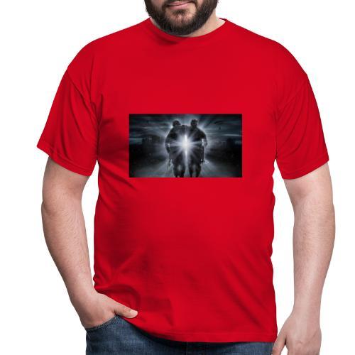 free fire battlegrounds 3 - Camiseta hombre