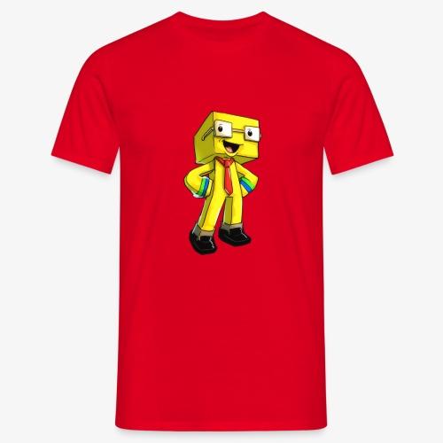 TomuCraft - T-shirt herr