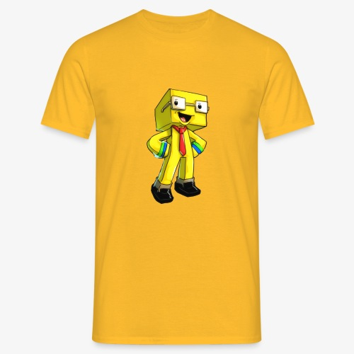 TomuCraft - T-shirt herr