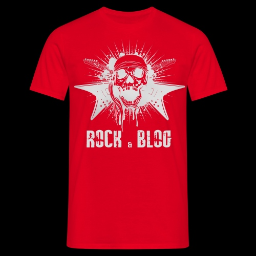 frontal-BN - Camiseta hombre
