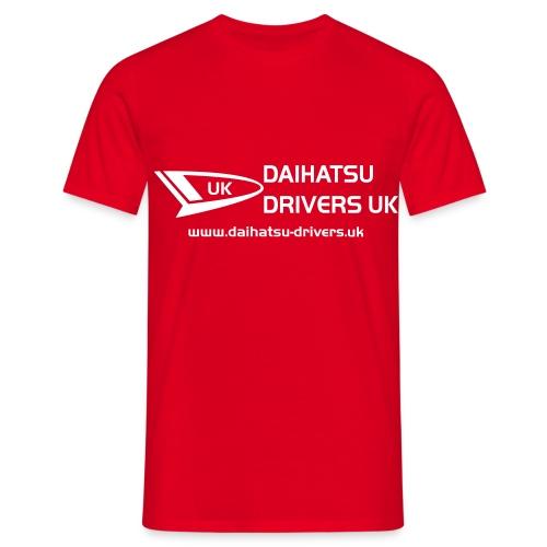DD Logo 1 2014 Edition - Men's T-Shirt