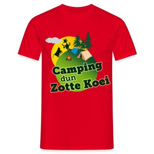 2015 logo camping carnaval png - Mannen T-shirt