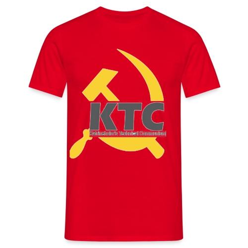 kto communism shirt - T-shirt herr