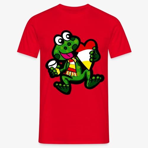 Oeteldonk Kikker - Mannen T-shirt