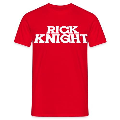 RK LOGO - Männer T-Shirt