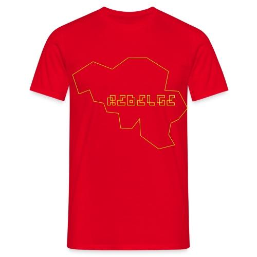 Rebelge two - T-shirt Homme