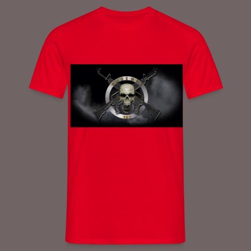 187 logo t shirt - T-shirt Homme