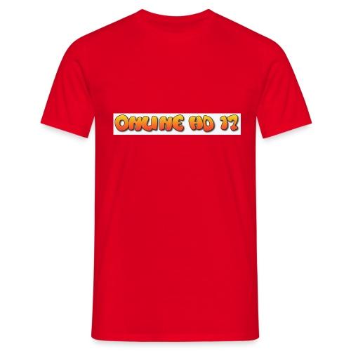Mein logo zwei - Männer T-Shirt