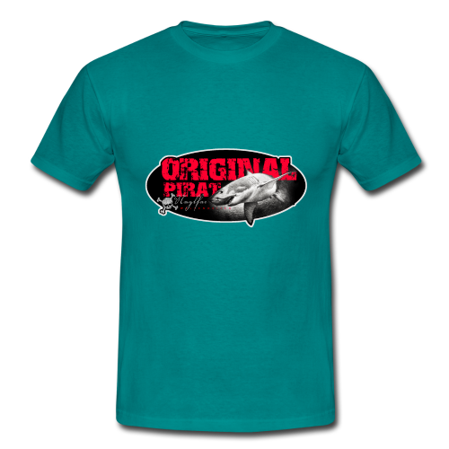 Originalpirat 2018 - Männer T-Shirt