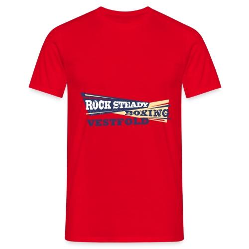 RSB Vestfold - T-skjorte for menn
