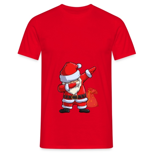 Weihnachtsmann Santa Claus - Männer T-Shirt