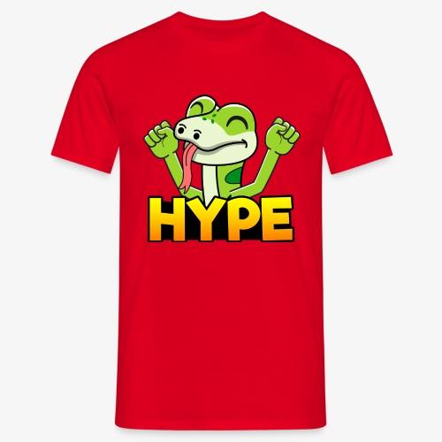 Ödlan - T-shirt herr