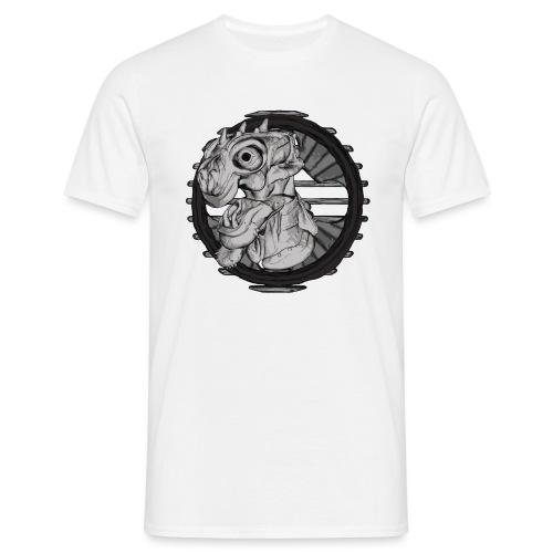 Alien hunter - Men's T-Shirt