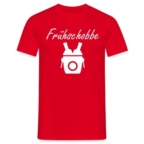 fruehschobbe white - Männer T-Shirt