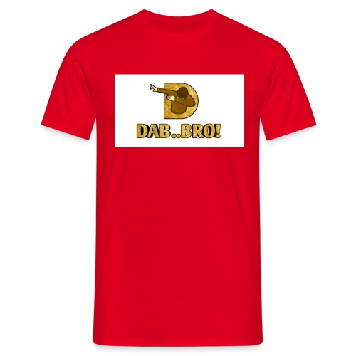DAB..BRO - Men's T-Shirt