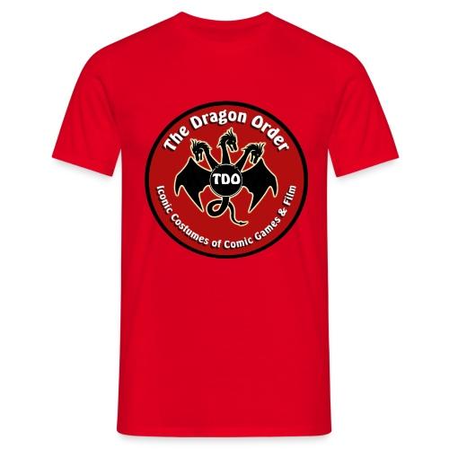 TDO sample patch png - Men's T-Shirt