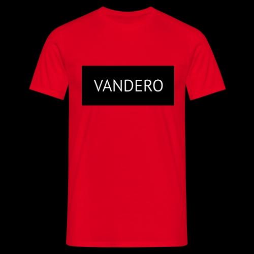 Line black vandero - Men's T-Shirt