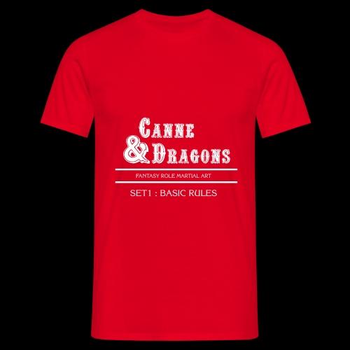 C&D 1ere edition - T-shirt Homme