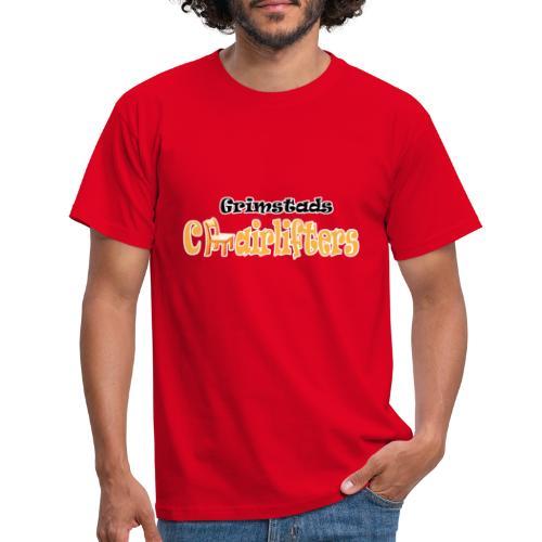 Stol på herren - T-skjorte for menn
