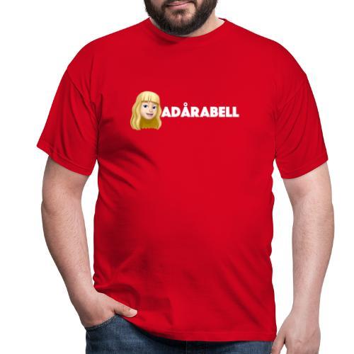 Adårabell logo - T-shirt herr