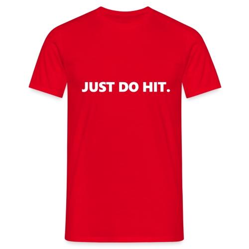JUST DO HIT. - Maglietta da uomo