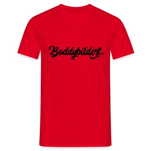 Boddybildert - Mannen T-shirt