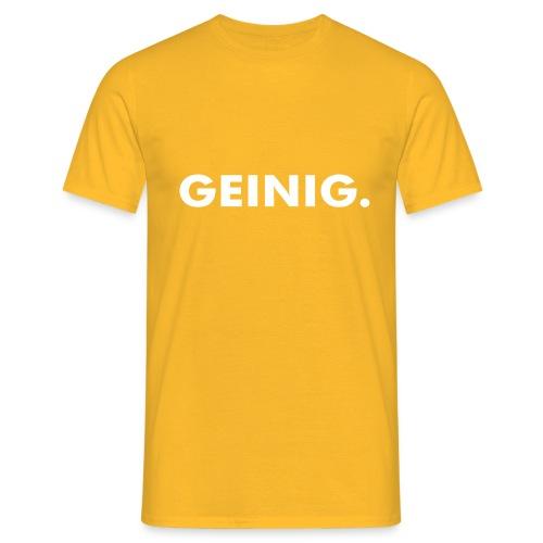 GEINIG. - Mannen T-shirt