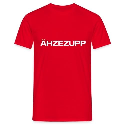 ähzezupp - Erbsensuppe - Männer T-Shirt