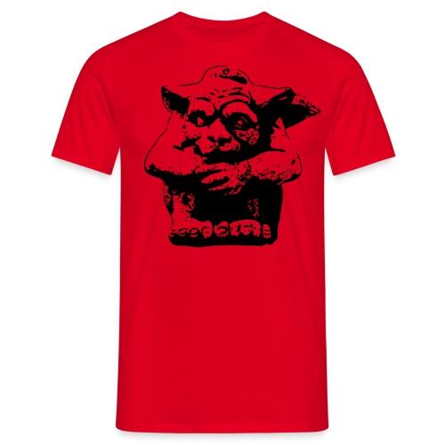 Gnom Neun Zehen - Männer T-Shirt