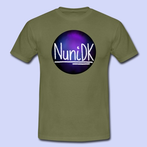 Galaxy shade, NuniDK collection - female top - Herre-T-shirt