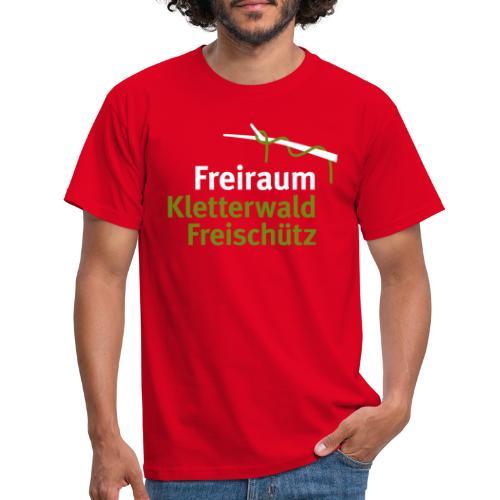Kletterwald Freischütz Fanshop - Männer T-Shirt