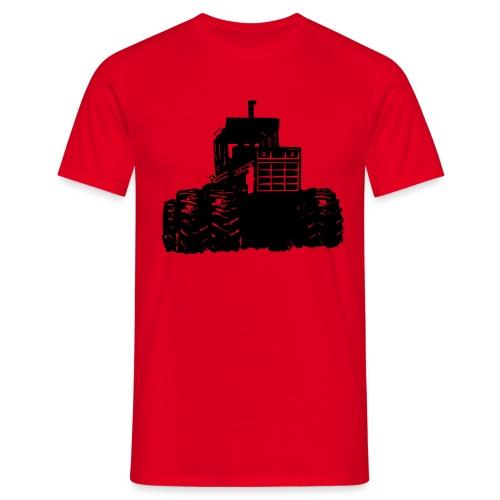 IH 4WD Tractor - Men's T-Shirt