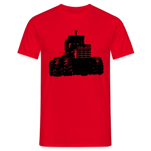 IH 4WD Tractor - Men's T-Shirt