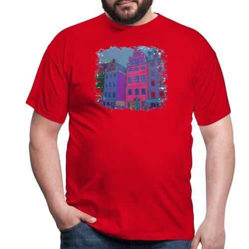 Stockholm - Männer T-Shirt