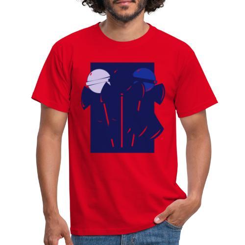 klubbor - T-shirt herr