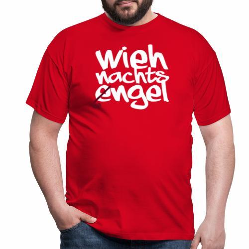 Wiehnachts-Bengel - norddeutsche Weihnachten - Männer T-Shirt
