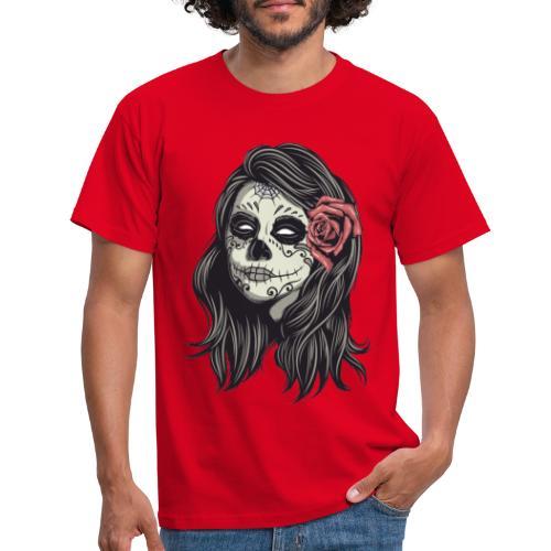Mujer Mexicana - Camiseta hombre