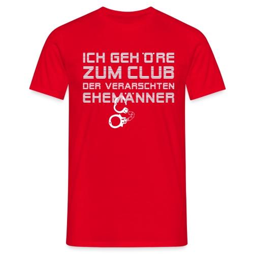 club-der-ehemaenner - Männer T-Shirt