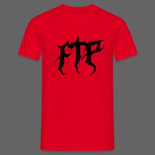 FTP CLAN LOGO - Männer T-Shirt