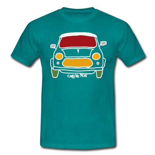 Voiture ancienne anglaise - T-shirt Homme