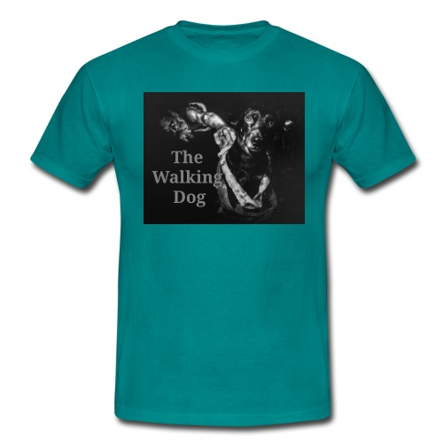 The Walking Dog - Männer T-Shirt