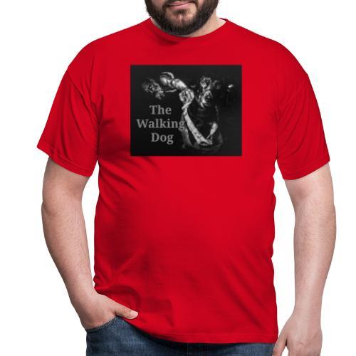 The Walking Dog - Männer T-Shirt