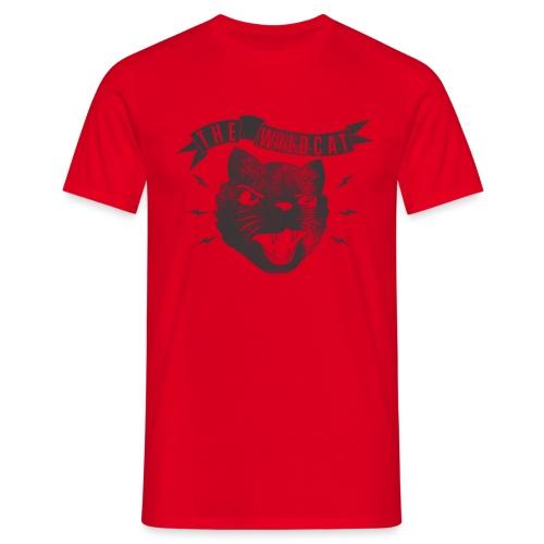 The Wildcat - Männer T-Shirt