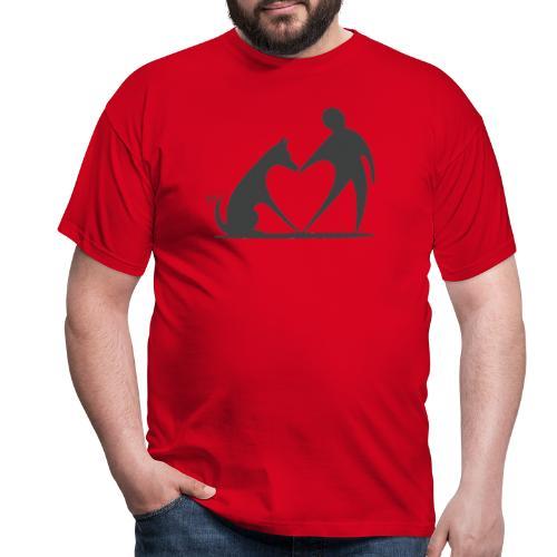 Love Dogs - Männer T-Shirt