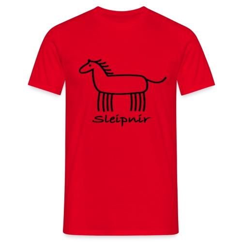 Sleipnir - T-shirt herr