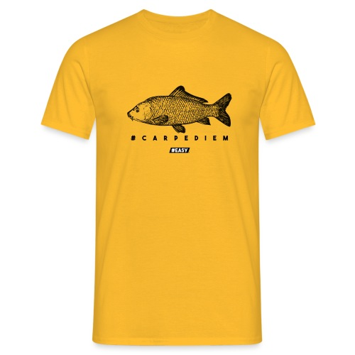 #EASY Carpe Diem T-Shirt - Maglietta da uomo