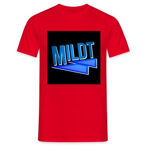 MILDT Muismat - Mannen T-shirt