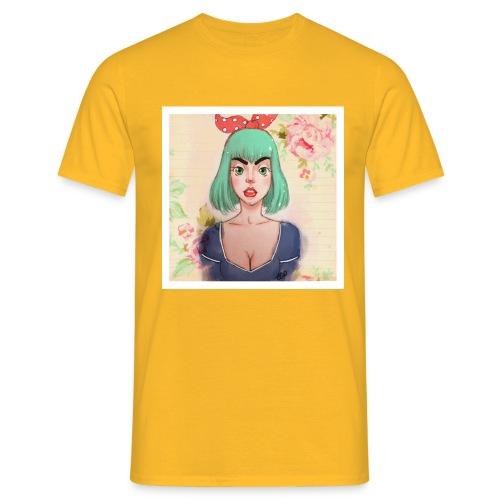 elena of spain - Men's T-Shirt