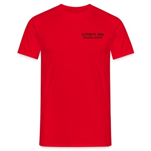 Goldgasse 9 - Front - Men's T-Shirt