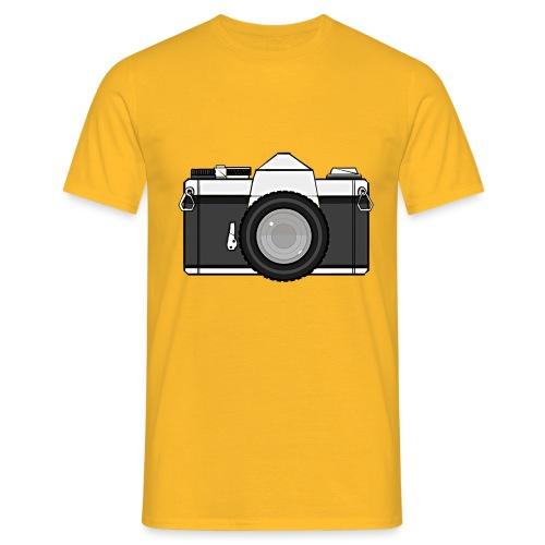 Shot Your Photo - Maglietta da uomo